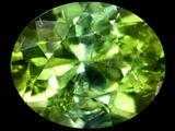 Турмалин зеленый Верделит