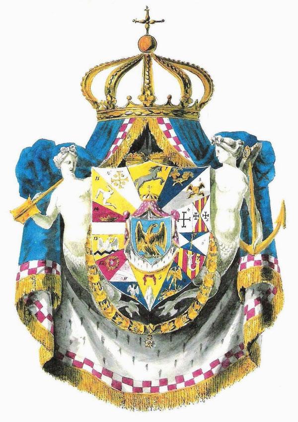 герб наполеона