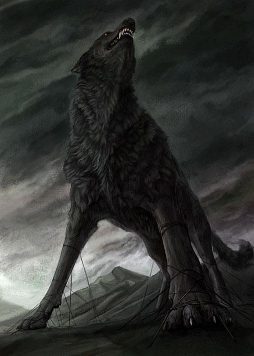 """и закричал своё фирменное  """"Волк.  Волк! """", жители деревни"""