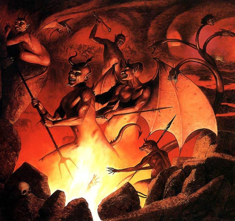 дьявол спаси кто то лучшее