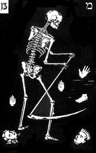 Смерть аркан таро